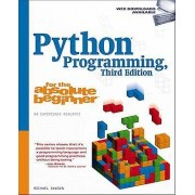 Python Programming for the Absolute Beginner Third Edition by Micha...