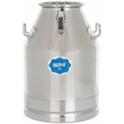 Milchkanne Edelstahl 30l