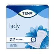 Lady super pensos diários absorventes 30unid - Tena