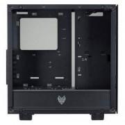 Кутия за компютър FSP CMT510 RGB Gaming TG, ATX, Черен, FORT-CASE-CMT510