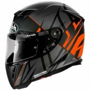 AIROH Casco Airoh Gp 500 Sectors Orange Matt