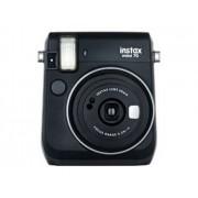 Fujifilm Máquina Fotográfica Instantânea Instax Mini 70 (Preto - Obturação: 1/2 a 1/400 sec. - 2x CR2/DL)