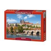 Puzzle Praga - Cehia, 1000 piese
