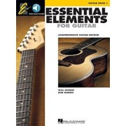 Essential Elements for Guitar, Book 1: Comprehensive Guitar Method 'With CD', Paperback/Will Schmid