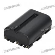 ismartdigi NP-FM500H bateria de repuesto 7.2V 1650mah para Sony DSLR-A560 y mas