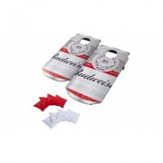 Hey! Play! Beverage-Themed Cornhole Bean Bag Toss Game Set Multi-color Budweiser 2