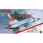 MENG-Model F-102A (Case X) makett DS-003