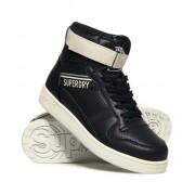 Superdry Urban High Top Sneaker 36 schwarz