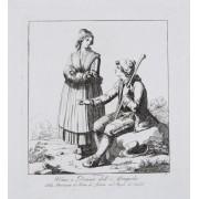 Dell Uomo e Donna dell'Afragola della Provincia di Terra di Lavoro nel Regno di Napoli Bartolomeo PINELLI [ ]