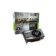 Placa de Vídeo VGA EVGA NVIDIA GeForce GTX 1060 6GB SC ACX 2.0 DDR5 06G-P4-6163-KR