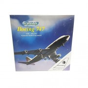 Schabak Boeing 747 Diecast 1:250 Scale Accurately Detailed Supermodel National Airplane Replica