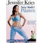 Sissel DVD Jennifer Kries New Body! Pilates, inglese