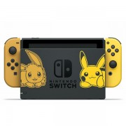 Igraća konzola NINTENDO Switch, Yellow Joy-Con, Pokemon Lets Go Pikachu Bundle 650.104.040
