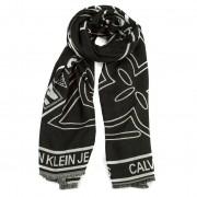 Calvin Klein Szal CALVIN KLEIN JEANS - J Ckj Banner Scarf W K60K605278 016
