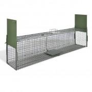 vidaXL Life Trap 2 doors 150 x 30 cm