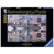 PUZZLE HONFLEUR, 1000 PIESE - RAVENSBURGER (RVSPA19867)