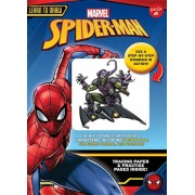 Learn to Draw Marvel's Spider-Man: How to Draw Your Favorite Characters, Including Spider-Man, the Green Goblin, and Vulture!, Paperback