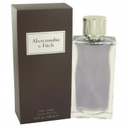 First Instinct by Abercrombie & Fitch Eau De Toilette Spray 3.4 oz