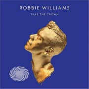 Video Delta Williams,Robbie - Take The Crown - CD
