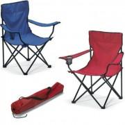 Scaun pliabil pentru pescuit sau camping
