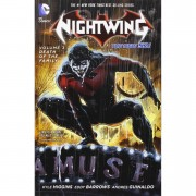 DC COMICS Nightwing: Death of the Family - Volume 3 Graphic Novel