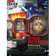 Bakugan Gundalian Invaders Super Assault Tan Subterra Bakuzoon Splight [New, in Package]