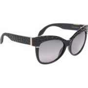 Roberto Cavalli Cat-eye Sunglasses(Grey)