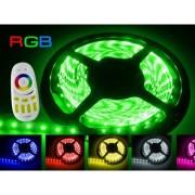 PACK Ruban LED RGB IP65 - Radio fréquence