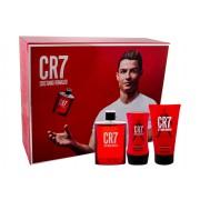 Cristiano Ronaldo Cr7 100Ml Edt 100 Ml + Shower Gel 150 Ml + Aftershave Balm 100 Ml Per Uomo