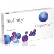 Biofinity (6 buc) -Lentile de contact lunare
