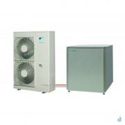 Daikin Pompe à chaleur DAIKIN Altherma R HT haute température gaz R-410A taille 11 ERRQ011AV1 + EKHBRD011ADV17 11kW A+