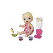 Boneca Baby Alive - Lanchinhos Divertidos Loira - Hasbro