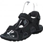 Bagheera Onyx Black/dark Grey, Shoes, svart, EU 45