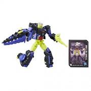 Transformers Generations Titans Return Deluxe Decepticon Krok and Gator Face