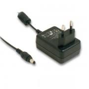 Transformator Sursa Profesionala de tensiune constanta Mean Well GS18E-12P1J IP20 230V la 12V 1.5A 18W