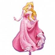 Balon folie figurina Printesa Aurora