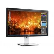 "DELL Professional P2415Q 23.8"" 4K Ultra HD IPS Black, Silver computer monitor"