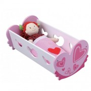 Classic World Doll Cradle