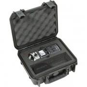 SKB iSeries 0907-4 waterdichte flightcase H5 Rec. 241x188x105mm