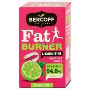 Zsírégető Pu Erh tea 20 db filter, Wellness, L-carnitinnal Lime ízű - Klember