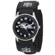 Game Time Unisex NFL-ROB-BAL Rookie Black Watch - Baltimore Ravens