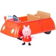 Jucarie Peppa Pig Vehicle Family Car