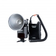 Kit flash Godox Witstro AD 360 watts con bateria
