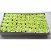 Trandafiri De Sapun 50/set Verde Fistic