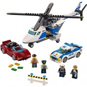 LEGO City Police High-Speed Chase 60138 Building Kit