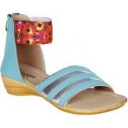 VAGON Girls Sports Sandals(Blue)