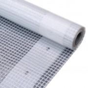 vidaXL Celta Leno 260 g/m², 4x20 m, biela
