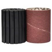 Pribor za valjak za brušenje PRR 250 ES: prihvat i brusna čaura, 60 mm, granulacija 80