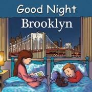 Good Night Brooklyn, Hardcover/Adam Gamble