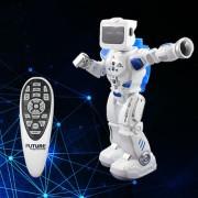 Alien Water Driven Robot